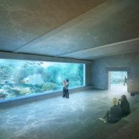 Dès 2024: L'Ozeanium au Zoo de Bâle