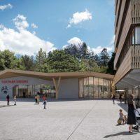 Le parc naturel et animalier de Goldau veut construire un nouveau centre d'acceuil des visiteurs pour 15 millions de francs