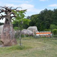 Savane de Lewa a ouvert au Zoo de Zurich