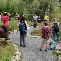 Collaboration de la «Pädagogische Hochschule» de Schwyz avec le Parc naturel et animalier de Goldau