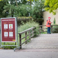 Zolli-Besucherzahlen 2020: Geöffnete Monate gut besucht